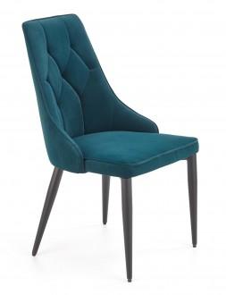 Pikowane krzesło do jadalni K365