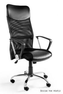 Krzesło biurowe Viper czarne