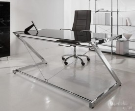 Biurko Z-Line chrom 152 cm