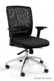 Fotel z regulowanym podparciem lędźwiowym Multi