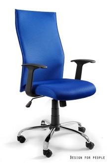 Biurowe krzesło obrotowe Black on Black kolor