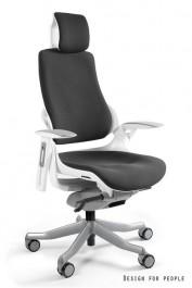 Fotel ergonomiczny Wau czarny