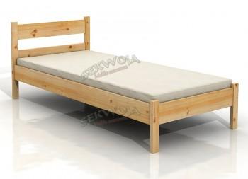 Łóżko sosnowe Mant
