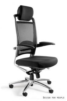 Krzesło obrotowe z zagłówkiem Fulkrum