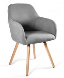 Krzesło z podłokietnikami Line