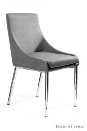 Krzesło Sultan tapicerowane tkaniną