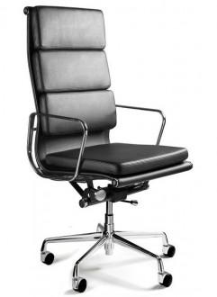 Krzesło obrotowe z ekoskóry Wye PU