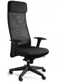 Krzesło z wysokim oparciem Ares Mesh