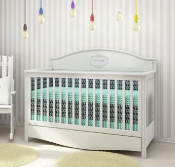 Dziecięce łóżeczko Good Night Pure