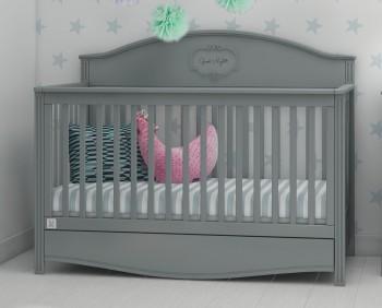 Łóżeczko dla dziecka Good Night Grey