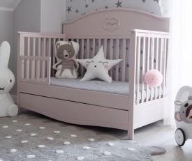 Łóżeczko dla dziecka Good Night Flamingo