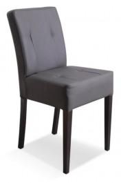 Krzesło tapicerowane Glamur