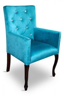 Fotel stylizowany Retro
