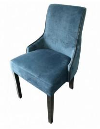 Tapicerowane krzesło Kanu