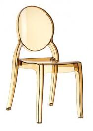 Krzesło Elizabeth Transparent