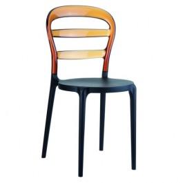 Krzesło Miss BiBi Black