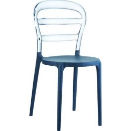 Krzesło Miss BiBi Dark Grey