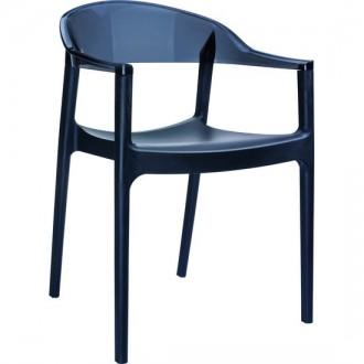 Krzesło Carmen Black
