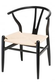 Krzesło Wicker insp. Wishbone