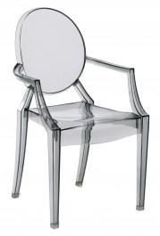 Krzesło Royal insp. Louis Ghost