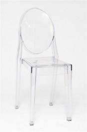 Krzesło Viki insp. Victoria Ghost