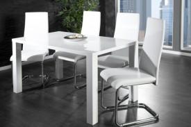 Biały stół Lucente