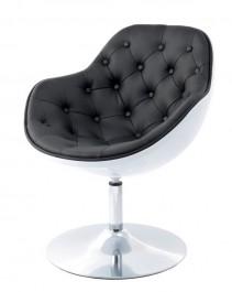 Fotel obrotowy Pezzo pikowany