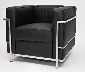 Fotel Kubik insp. LC2