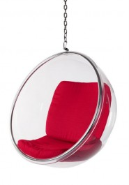 Fotel Bańka insp. Bubble Chair
