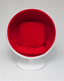 Fotel Kula insp. Ball Chair