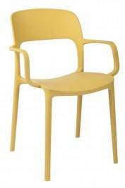 Krzesło Flexi z podłokietnikami