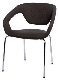 Krzesło Space tapicerowane