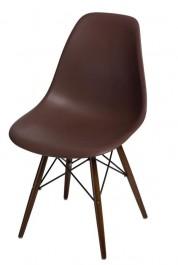 Krzesło P016W na ciemnych nogach insp. DSW