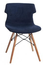 Krzesło tapicerowane do jadalni Techno DSW