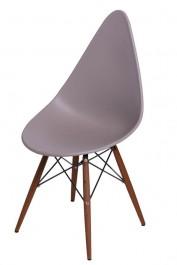Krzesło do jadalni Rush Dark DSW