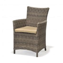 Fotel z poduszką Kolanta