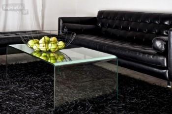 Stolik ze szkła giętego Oriental