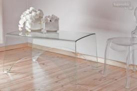 Stolik ze szkła giętego Wenecja
