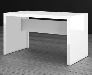 Biurko w wysokim połysku Modena
