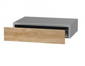 Półka ścienna szufladowa HP 1L