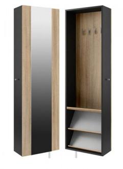 Szafa obrotowa z lustrem - garderoba G STO 25GB
