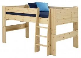 Łóżko na antresoli 90/200 niskie Mikka