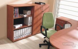 Komplet regałów biurowych Mido