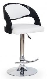 Krzesło barowe z oparciem 18
