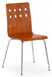 Krzesło wykonane ze sklejki giętej K82