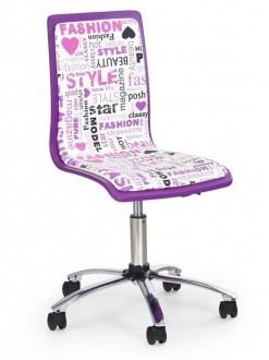 Krzesło dziecięce obrotowe Fun-7