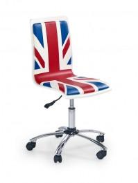 Krzesło dziecięce obrotowe  Fun-10