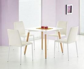 Designerski stół Socrates kwadratowy