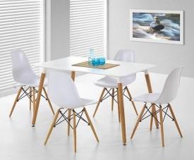 Designerski stół Socrates prostokątny