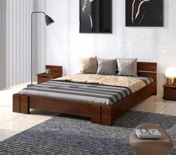 Łóżko sosnowe Visby Arhus